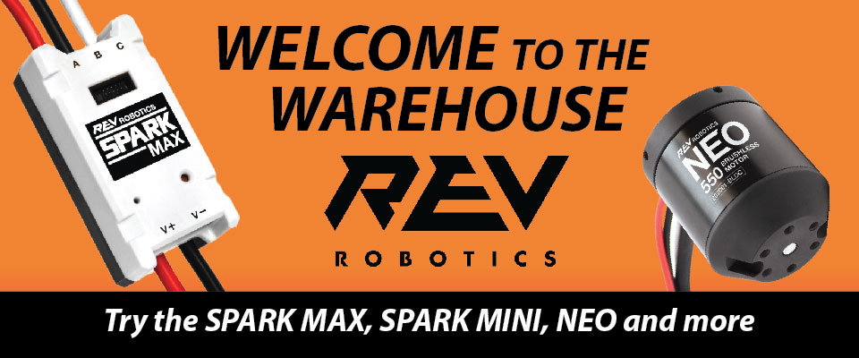 New REV Products
