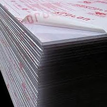 0.112 in. Thick 46.67 in. x 10.66 in. Polycarbonate Sheet