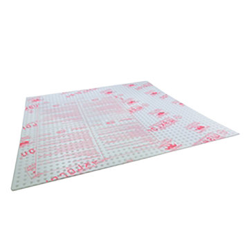 View larger image of 0.125 in. Thick 20.5 in. x 24.5 in. Perforated Polycarbonate Sheet for AM14U