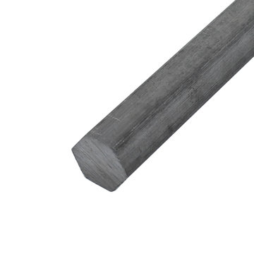 View larger image of   1/2 in. 7075 Aluminum Hex Shaft Stock