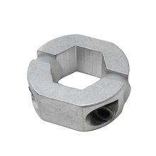 1/2 in. Hex Bore 2 Piece Collar Clamp