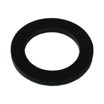 View larger image of 1/2 in. ID Black Nylon Washer