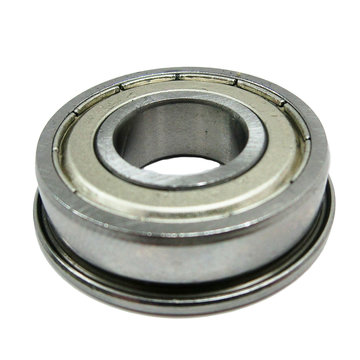 View larger image of 1/2 in. Round ID Flanged Shielded Bearing (FR8ZZ)