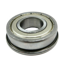 1/2 in. Round ID Flanged Shielded Bearing (FR8ZZ)