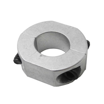 View larger image of 1/2 in. Round Bore 2 Piece Collar Clamp