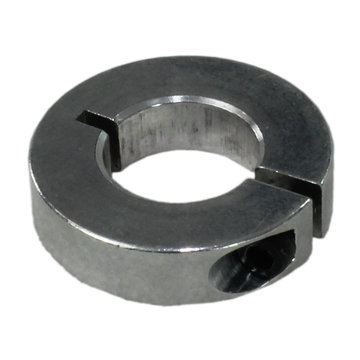 View larger image of 1/2 in. Round Bore Thin Split Collar Clamp