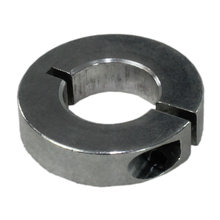 1/2 in. Round Bore Thin Split Collar Clamp