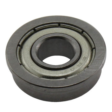 View larger image of 1/4 in. ID 5/8 in. OD Shielded Flanged Bearing (FR4ZZ)