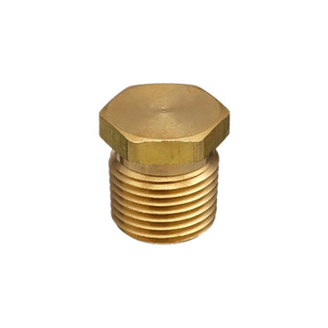 View larger image of 1/8 in. NPT Hex Head Plug
