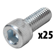 10-32 x 1/2 in. Socket Head Cap Screw [Qty-25]