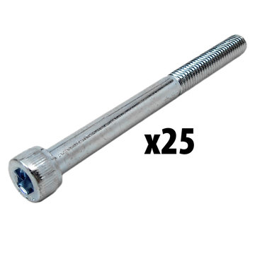 View larger image of 10-32 x 2.25 in. Socket Head Cap Screw
