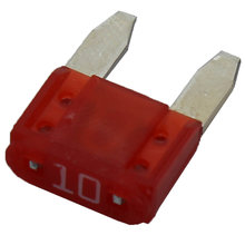 10 Amp Mini Red Fuse
