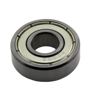 View larger image of 10 mm ID 26 mm OD Shielded Bearing (6000ZZ)