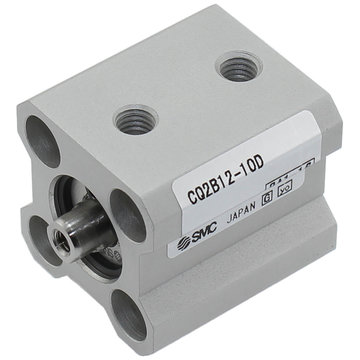 View larger image of 12 mm Bore 10 mm Stroke Air Cylinder