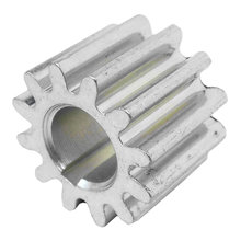 12 Tooth 20 DP 8 mm Round Bore Steel Pinion Gear