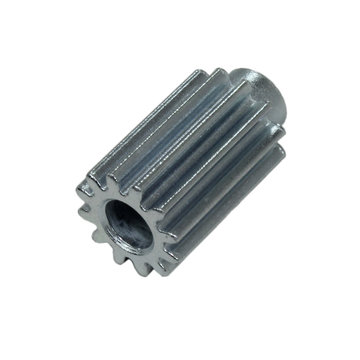 View larger image of 12 Tooth 32 DP 5 mm Round Bore Steel Pinion Gear