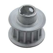 12 Tooth 5mm HTD CIM Bore Pulley With Flanges