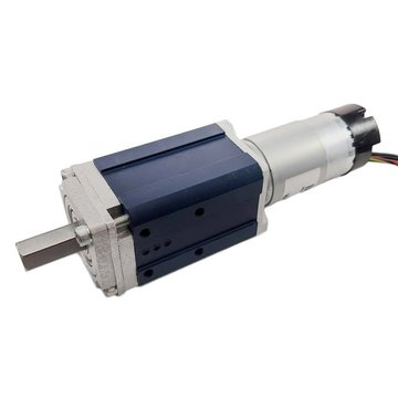 View larger image of 12 Volt DC 192:1 Reduction Gearmotor with 0.5 in. Hex Output