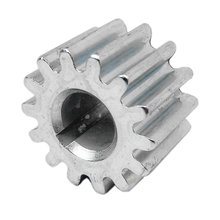 14 Tooth 20 DP 8 mm Round Bore Steel Pinion Gear