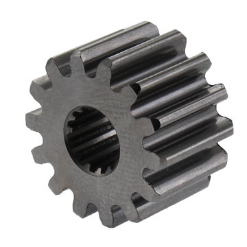 View larger image of 14 Tooth 20 DP Falcon Spline Bore Steel Pinion Gear