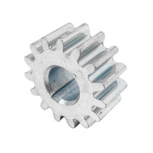 15 Tooth 20 DP 8 mm Round Bore Steel Pinion Gear