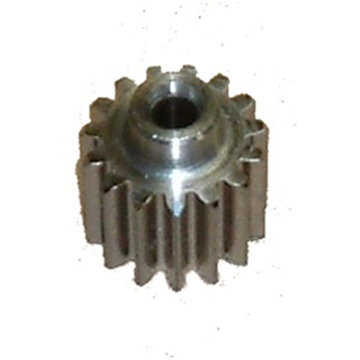 View larger image of 15 Tooth 32 DP 0.125 in. Round Bore Steel Gear