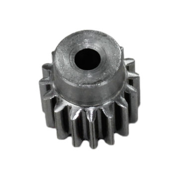 View larger image of 16 Tooth 0.7 Module 0.125 in. Round Bore Steel Pinion Gear for 57 Sport RS-500
