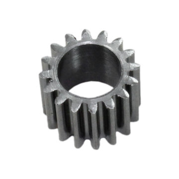 View larger image of 16 Tooth 0.7 Module 8 mm Round Bore Steel Pinion Gear for CIM Sport