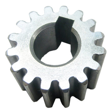 View larger image of 16 Tooth 20 DP 10 mm Round Bore Steel Gear