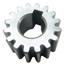16 Tooth 20 DP 10 mm Round Bore Steel Gear