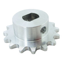 25 Series 16 Tooth DD Bore Sprocket