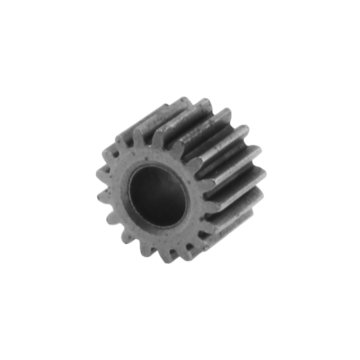 View larger image of 17 Tooth 0.6 Module 5 mm Round Bore Steel Gear