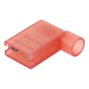 View larger image of 18-22 AWG Insulated Flag Terminal