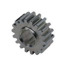 18 Tooth 20 DP 0.375 in. Hex Bore, Steel Gear
