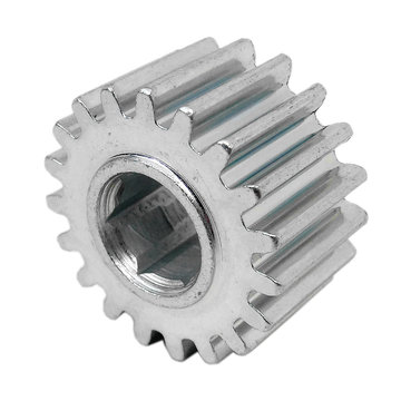 View larger image of 19 Tooth 20 DP 0.375 in. Hex Bore Steel Gear