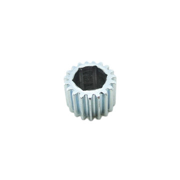 View larger image of 19 Tooth 32 DP 0.375 in. Hex Bore Steel Gear
