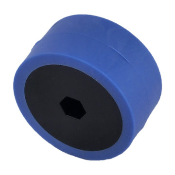 View larger image of 2 in. Stealth Wheel, 3/8 in. Hex Bore, 50A Durometer