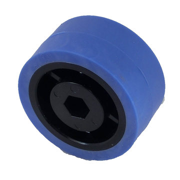 View larger image of 2 in. Stealth Wheel 3/8 in. Hex Bore 50A Durometer