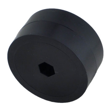 View larger image of 2 in. Stealth Wheel 3/8 in. Hex Bore 60A Durometer