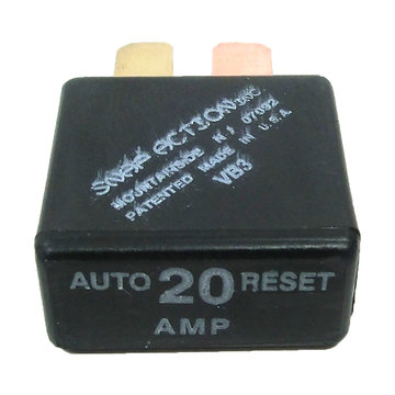 View larger image of 20 Amp Snap Action Breaker