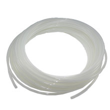 20 Meters of White Pneumatic Tubing