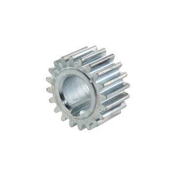 View larger image of 20 Tooth 20 DP 0.5 in. Round Bore Steel Gear
