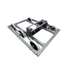 2013 C-Base FRC Drive Chassis w/ #35 Chain and Sprockets