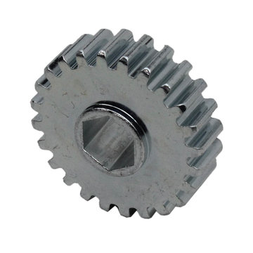 View larger image of 24 Tooth 20 DP 0.375 in. Hex Bore Steel Gear