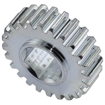 View larger image of 24 Tooth 20 DP 0.5 in. Hex Bore Steel Gear