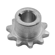 #25 10 Tooth 8mm Keyed Sprocket