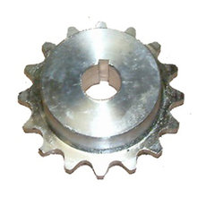 #25 16 Tooth 8mm Keyed Sprocket