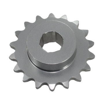 View larger image of 25 Series 18 Tooth 0.375 in. Hex Sprocket