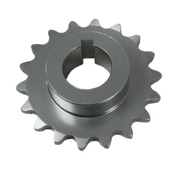 View larger image of #25 18 Tooth 0.5 in. Keyed Sprocket