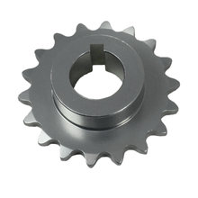 #25 18 Tooth 0.5 in. Keyed Sprocket